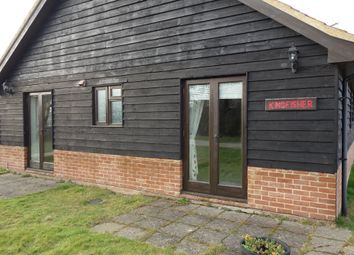 Thumbnail 3 bed detached bungalow to rent in Halesworth Road, Ilketshall St. Lawrence, Beccles, Suffolk