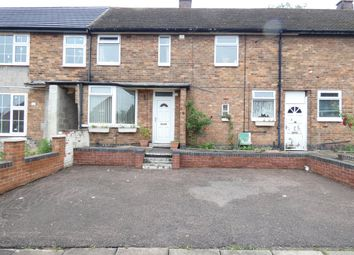 Thumbnail 3 bed town house for sale in Withcote Avenue, Goodwood, Leicester