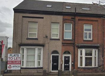 Thumbnail 1 bedroom flat to rent in Flat 5, 418 Manchester Road, Bolton, Lancashire