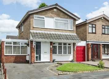 Thumbnail 3 bed link-detached house for sale in Comberford Drive, Wednesbury