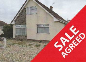 Thumbnail 4 bed detached bungalow for sale in Sandpiper Road, Nottage, Porthcawl