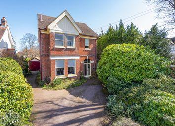Thumbnail 5 bed detached house for sale in Burdon Lane, Cheam, Sutton