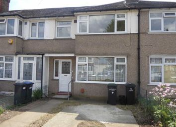 Thumbnail 3 bed terraced house to rent in Cambourne Avenue, Edmonton, London