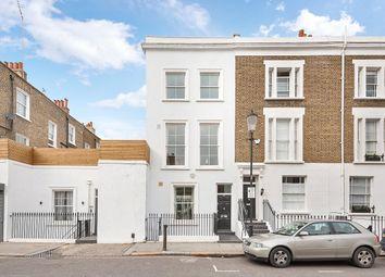 Thumbnail 3 bed terraced house for sale in Abingdon Villas, Kensington, London