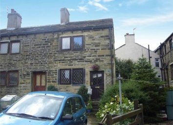 Thumbnail 1 bed cottage for sale in Back Fold, Clayton, Bradford, West Yorkshire