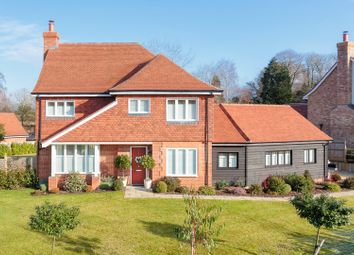 Thumbnail 4 bed detached house for sale in Shackleford Green, Godalming