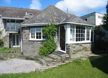Thumbnail 3 bed barn conversion to rent in Staddiscombe, Plymouth