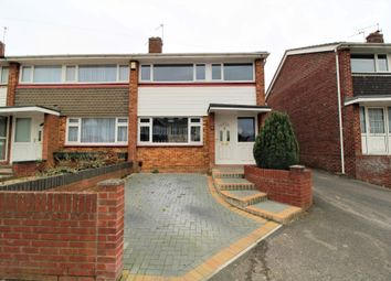 Thumbnail 3 bed semi-detached house for sale in Lower Drayton Lane, Drayton, Portsmouth
