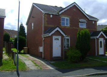 Thumbnail 2 bedroom semi-detached house for sale in Cavendish Gardens, Bolton