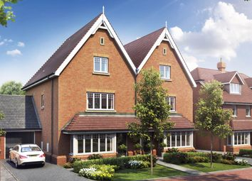 "Thumbnail 4 bed semi-detached house for sale in ""The Sutherland"" at Epsom Road, Guildford"