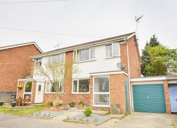 Thumbnail 3 bed terraced house for sale in Maybury Close, Slough