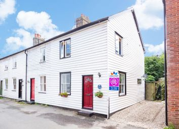 Thumbnail 4 bed end terrace house for sale in The Street, Wickhambreaux, Canterbury
