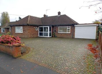 Thumbnail 2 bedroom detached bungalow for sale in Chandos Court, Martlesham, Woodbridge