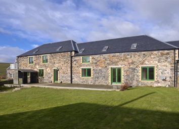 Thumbnail 4 bed semi-detached house for sale in 3 Blackerstone Steading, Abbey St Bathans, Duns