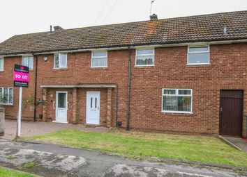 Thumbnail 3 bed terraced house to rent in Morgans Road, Eastern Green, Coventry