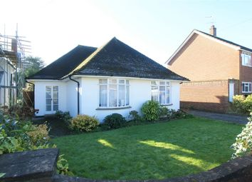 Thumbnail 4 bedroom detached bungalow for sale in Clarence Road, Hersham, Walton-On-Thames, Surrey