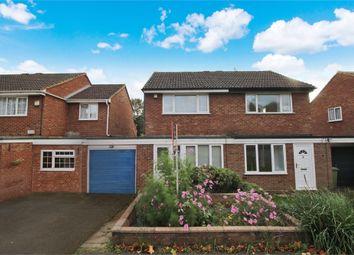 Thumbnail 2 bedroom semi-detached house for sale in Wallingford, Bradville, Milton Keynes, Buckinghamshire
