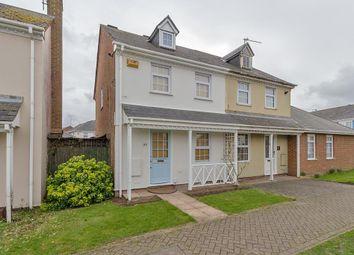 Thumbnail 2 bed semi-detached house to rent in Adisham Green, Kemsley, Sittingbourne