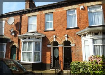 Thumbnail 1 bed flat to rent in Duesbery Street, Princes Avenue, Hull