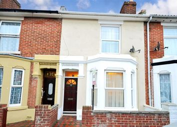 Thumbnail 2 bedroom terraced house for sale in Percy Road, Southsea, Hampshire