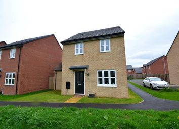 Thumbnail 3 bed detached house for sale in Hunter Road, Whetstone, Leicester