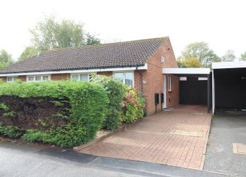 Thumbnail 2 bed semi-detached bungalow for sale in Hilliard Drive, Bradwell, Milton Keynes