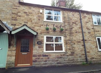 Thumbnail 2 bed cottage for sale in Railway Street, Summerseat, Greater Manchester