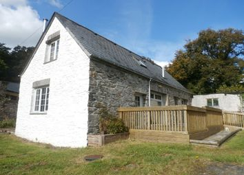 Thumbnail 3 bed detached house to rent in Coryton, Okehampton