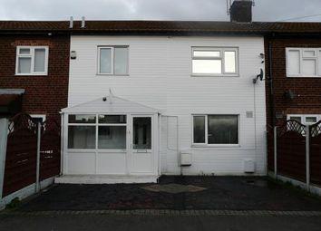 Thumbnail 2 bed terraced house for sale in Benson Street, Alvaston, Derby, Derbyshire