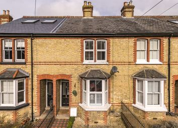Thumbnail 3 bed terraced house for sale in Yorke Road, Reigate, Surrey
