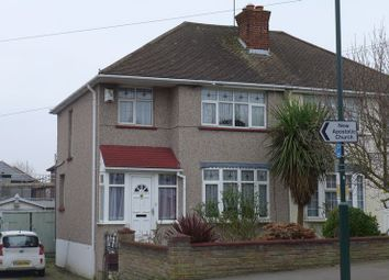 Thumbnail 3 bed semi-detached house to rent in Edison Road, Welling