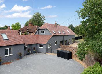 Thumbnail 5 bedroom barn conversion for sale in Stoke Green, Stoke Poges, Buckinghamshire