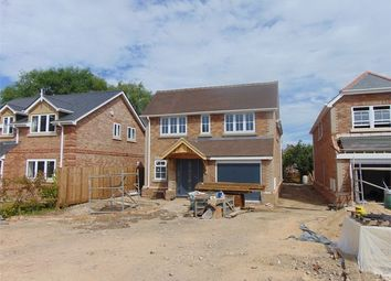 Thumbnail 4 bed detached house for sale in Grovelands Road, Spencers Wood, Reading, Berkshire