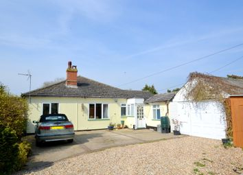 Thumbnail 3 bed detached bungalow for sale in Melford Road, Lawshall, Bury St. Edmunds
