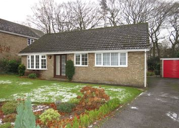 Thumbnail 3 bed detached bungalow for sale in Lincoln Drive, Caistor, Market Rasen