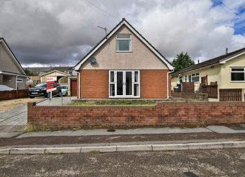 Thumbnail 3 bedroom detached bungalow for sale in Coed Cae, Rassau, Ebbw Vale