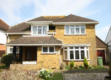 Thumbnail 3 bed detached house for sale in Sutherland Avenue, Bexhill-On-Sea