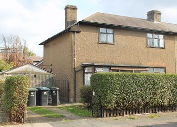 Thumbnail 3 bed semi-detached house for sale in Aberdare Road, Enfield