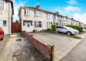 Thumbnail 3 bed end terrace house for sale in Weald Way, Romford