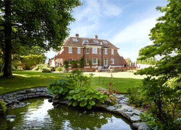 Thumbnail 5 bed detached house for sale in Birds Hill Rise, Oxshott, Leatherhead, Surrey