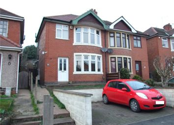 Thumbnail 3 bed semi-detached house for sale in South Avenue, Spondon, Derby
