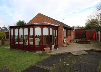 Thumbnail 2 bed detached bungalow for sale in St Anthony's Bank Road, Humberston Fitties, Grimsby