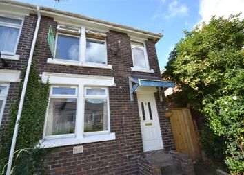 Thumbnail 2 bed end terrace house for sale in Chesterfield Street, Barry