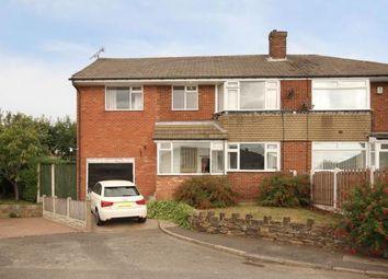 Thumbnail 4 bed semi-detached house for sale in Salisbury Avenue, Dronfield, Derbyshire