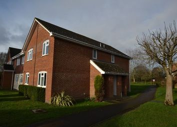 Thumbnail 1 bed flat for sale in Swan Way, Church Crookham, Fleet