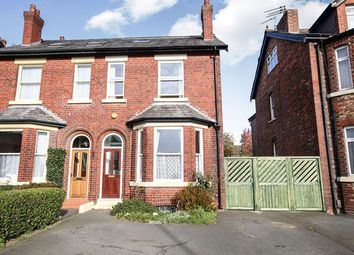 Thumbnail 4 bed semi-detached house for sale in Northenden Road, Gatley, Cheadle