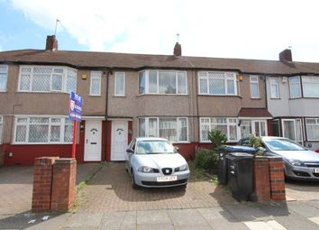 Thumbnail 3 bed terraced house to rent in Shirley Grove, London