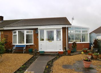 Thumbnail 2 bed semi-detached bungalow for sale in St Fagons Grove, Castle Park, Merthyr Tydfil