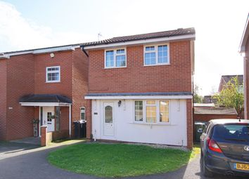 Thumbnail 3 bed detached house for sale in Longs Drive, Yate, Bristol