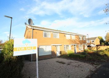 Thumbnail 3 bedroom end terrace house for sale in Warwick Court, Kingston Park, Newcastle Upon Tyne